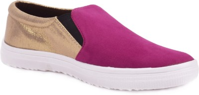 Advin England Pink Glam Sneakers