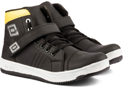 Golden Sparrow High Ankle Casuals