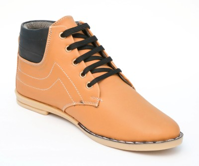 TheWhoop Mens High Ankle Premium Shoes Casuals