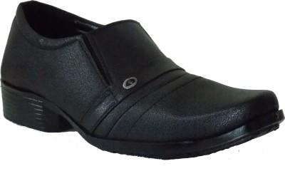 Cognisol Leather Black Corporate Casuals
