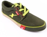 Sparx SM-175 Olive Sparx Sneakers Casual...