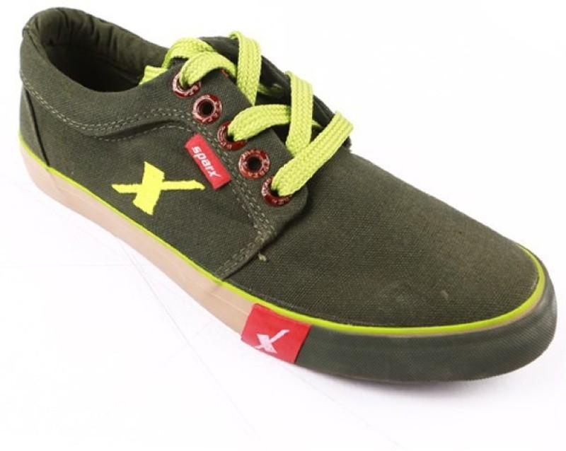 Sparx SM-175 Olive Sparx Sneaker...