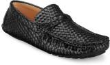 Marco Tonino JC7511-1 Black Loafers (Bla...