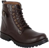 Austrich Stylish and Trendy Boots (Brown...