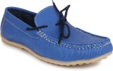 Digni DIGNI MENS LOAFERS (BLUE) Loafers ...