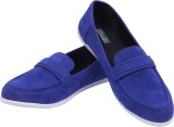 Goyal Loafers (Blue)