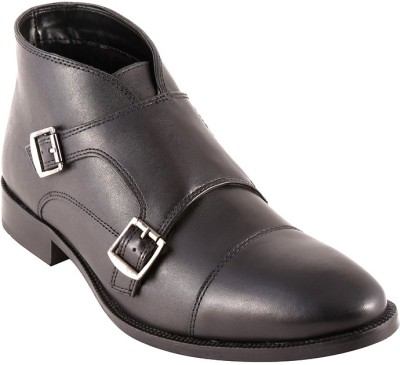 Urban Country Monk Strap(Black)