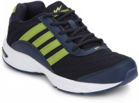 Campus Marsh Navy Green Running Shoes(Navy, Green)