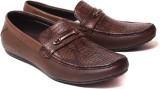 Klaur Melbourne Loafers (Brown)