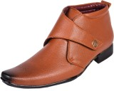 Rockins Ankle Boots (Tan)