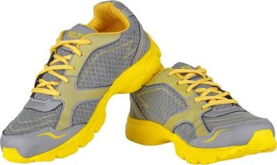 Selfie Seven Mesh Pattern Running Shoes