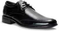 Bacca Bucci Black Lace Up Shoes best price on Flipkart @ Rs. 1617