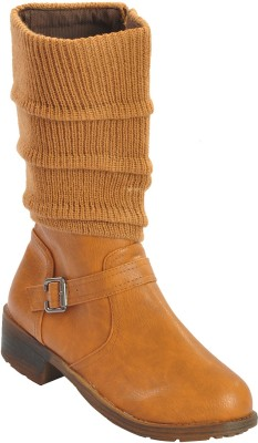 Shuberry Boots(Tan)