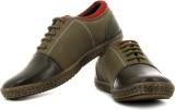 High Sierra Sneakers (Brown)