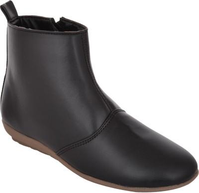 Exotique Flat Boots