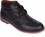 Kalzado Casual Shoes (Black)