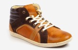 Vebero Hip Hop High Ankle Boots Sneakers...