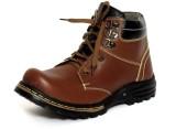 FBT 5032 Boots (Tan)