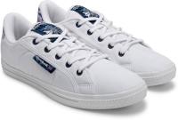 Reebok REEBOK COURT Canvas Shoes(Blue, White)