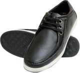 Fossa Casuals shoe (Black)