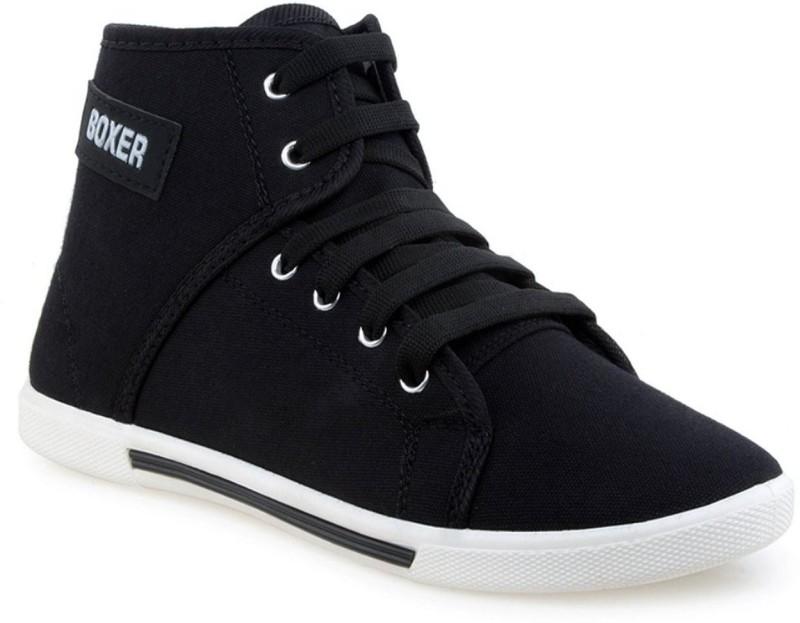 Oricum Boxer-303 Sneakers(Black)