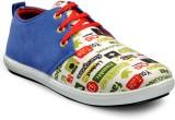 Bags Craze BC-ONLS-090 Canvas Shoes (Blu...