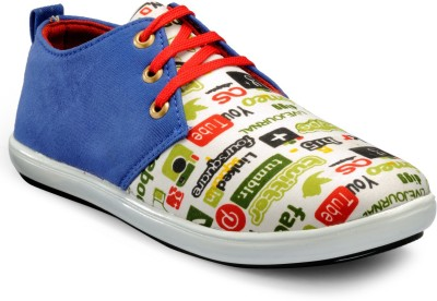 Zentaa Stylish Canvas Shoes ZTA-ONLS-089 Canvas Shoes