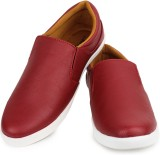 Zovim Loafers (Red)