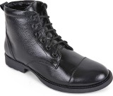 Benera Casual Pdm Ankle Boots (Black)