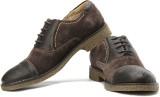 tZaro Grande Corporate Casuals (Brown)