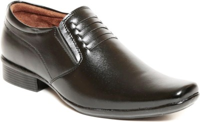 VERDIOZ mens nightfall Black shoes Slip On