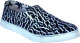 Reveller Black Alphabet Canvas Shoes (Bl...