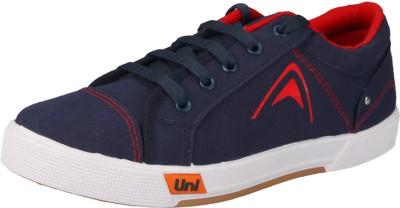 Unistar 5003-Blue Canvas Shoes