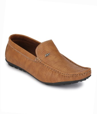 Knoos walnut Loafers