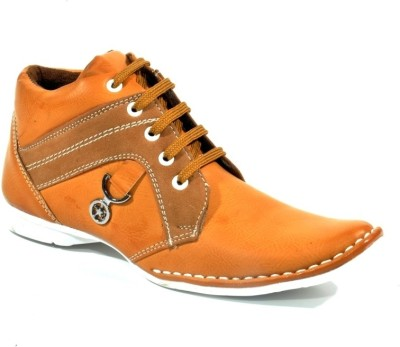Big Wing Cool Camel Ankle Length Casuals