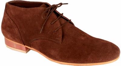 Salt N Pepper 14-121 Blade Brown Casuals Shoes