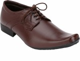 Shoe Day Lace Up (Brown)