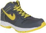 Danr Running Shoes (Grey, Yellow)