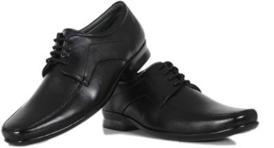 Azzaro Black Jack Lace Up Shoes