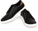 Rozo Canvas Shoes (Black)