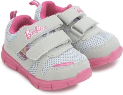 Barbie Lt. Grey Magenta Casuals