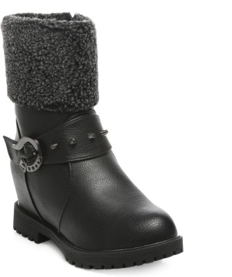 Ten Party & Casual Boot & Uggs Boots(Black)