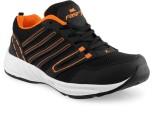 FastX Running Shoes (Black, Orange)