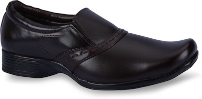 Force Hill 90019 BROWN Slip On Shoes