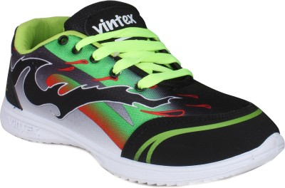 Histeria Vintex Red & Blue Running Shoes