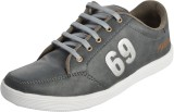 Axcellence Party Wear Shoes (Grey)