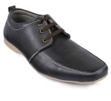 Windus Brown Derby Casual Shoes (Brown)