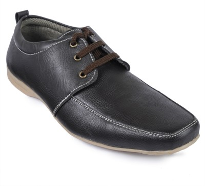 Windus Brown Derby Casual Shoes