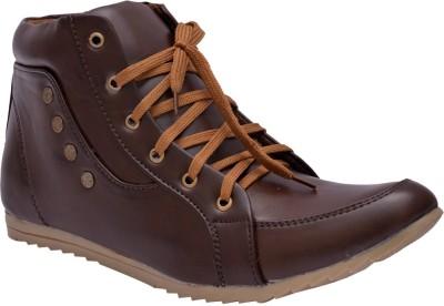 Fentacia Riveted Sneakers