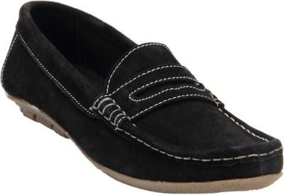 Ncollections Black Loafers